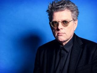 New photo of Tom Bailey, frontman of 80s pop band Thompson Twins
