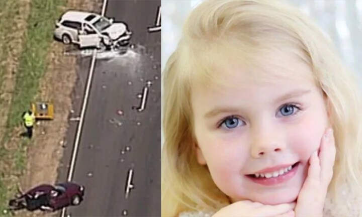 Parents desperate for answers after crash that killed their 4yo daughter