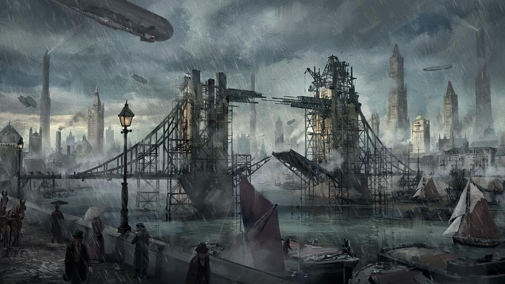 The Order 1886 Victorian Era London With A New Spin
