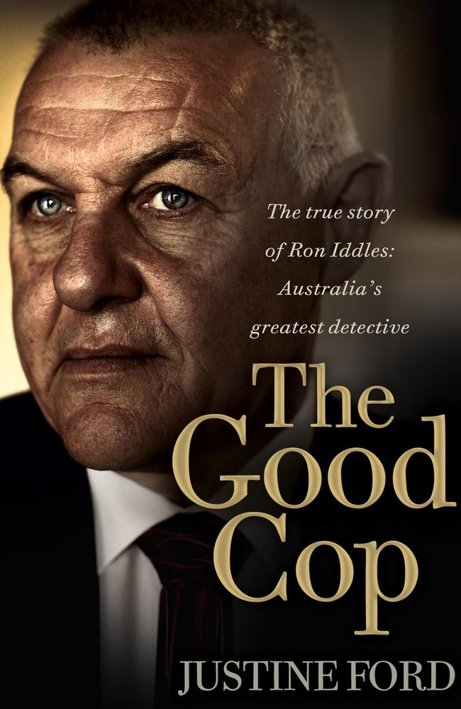 The Good Cop by Justine Ford.