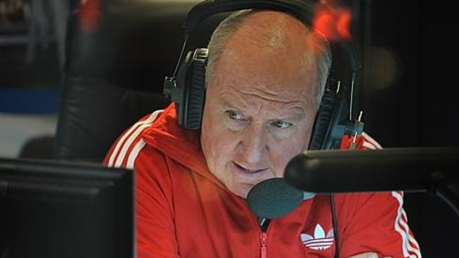 Alan Jones took a swipe at NSW Premier Mike Baird on his top rating morning show on Friday.