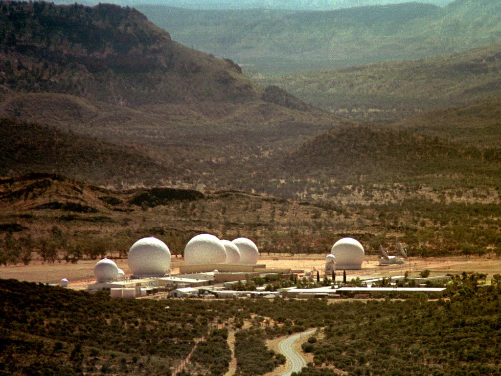 Pine Gap, just outside of Alice Springs, is strategically important for Australia and the US.