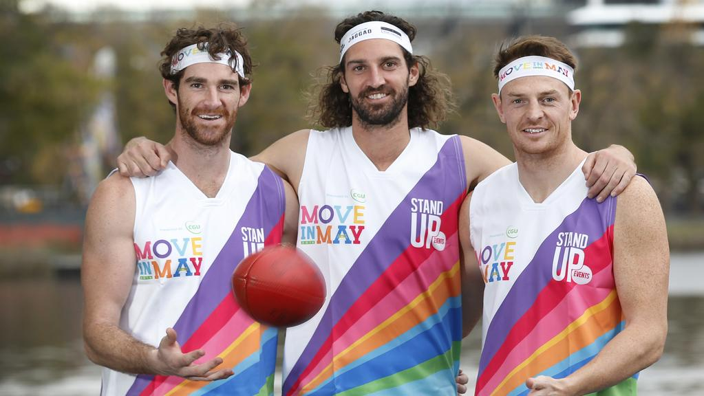 from Beckham gay afl players