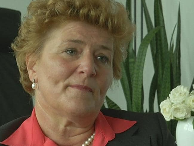 Silvia Pantel, a member of Parliament for the Christian Democratic Union, is against the boom.