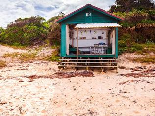 Beach Box 119, Canadian Bay Foreshore, Mt Eliza.