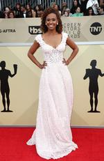 Actor Ryan Michelle Bathe attends the 24th Annual Screen Actors Guild Awards at The Shrine Auditorium on January 21, 2018 in Los Angeles, California. Picture: Frederick M. Brown/Getty Images