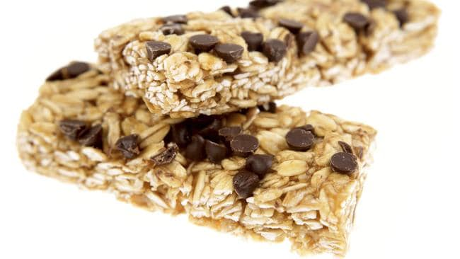 These don't look like hipster muesli bars, so there's no way they're healthy.