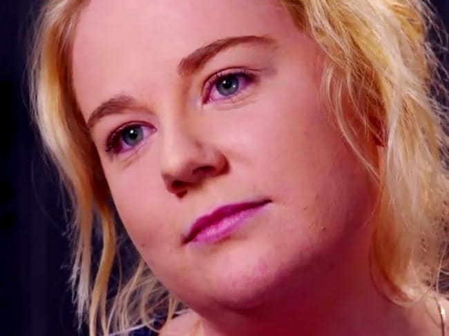 Cassie Sainsbury set to reveal all in explosive interview on 60 minutes. Picture: Channel 9.