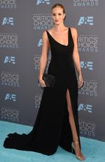 Rosie Huntington-Whiteley attends the 21st Annual Critics' Choice Awards on January 17, 2016 in California. Picture: AFP