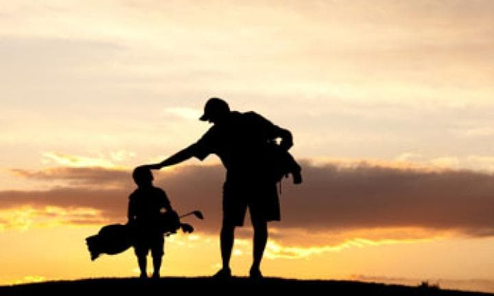 Father's Day Poem: What makes a Dad?
