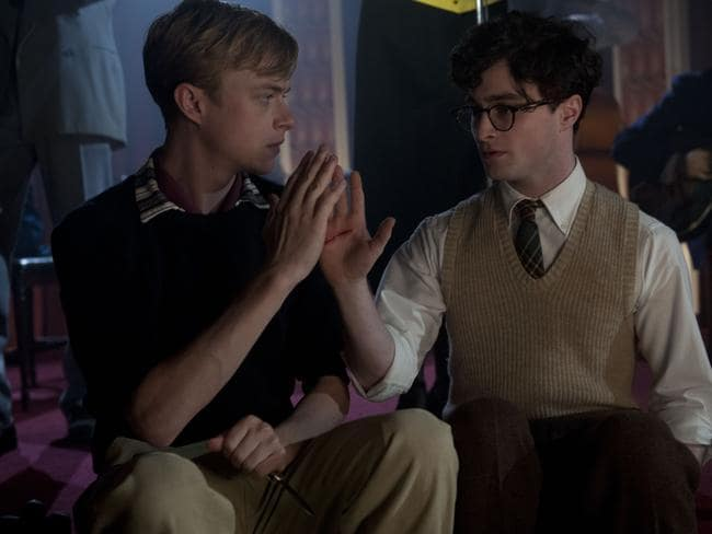 Daniel Radcliffe dropped his dacks in Kill Your Darlings.