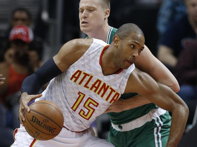 Atlanta Hawks centre Al Horford may be an option for the Warriors.