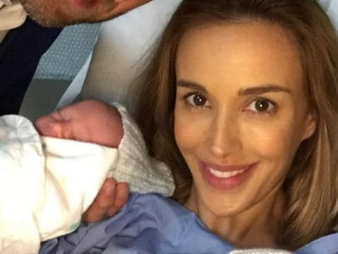 Bec Judd gives birth to twin boys