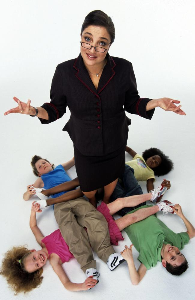 """We all screw up, we make mistakes, we get a bit lazy, says global parenting expert Jo Frost."