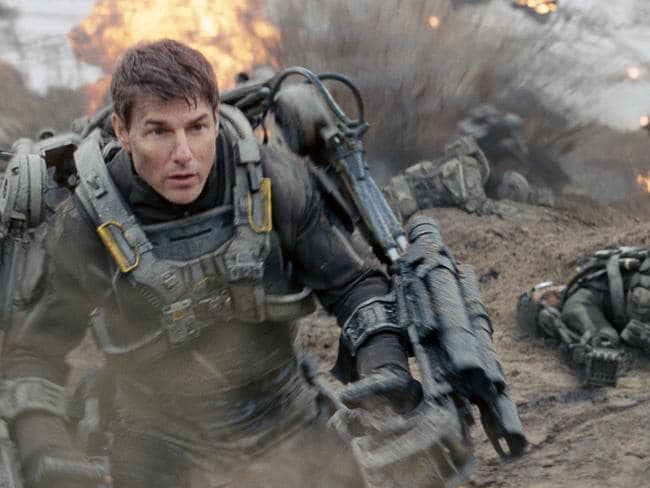 Movie Edge Of Tomorrow - Edge Of Tomorrow 2014| Us movie