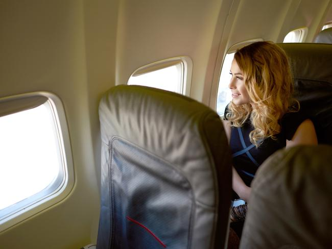 Forget forking out for first class tickets. Jut fly in October for your best chance of little extra space.Source:istock