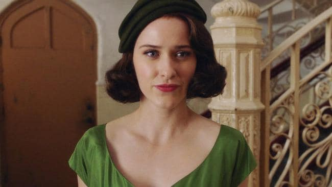 Rachel Brosnahan was Emmy-nominated for her work on House of Cards.