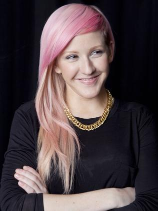 Goulding in 2012. Picture: AP