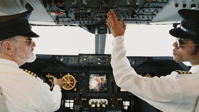 Everyone wants to know what really goes on inside the cockpit. Picture: Thinkstock