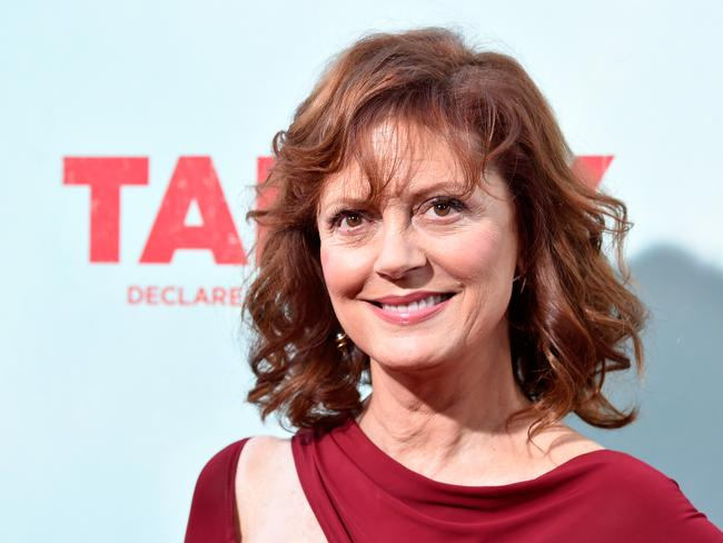 Tripper ... Susan Sarandon says she still enjoys drugs at 67.