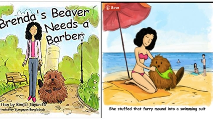 'Brenda's Beaver Needs A Barber' is the funniest thing you'll read today