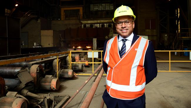 Gfg Alliance Takes Ownership Of Whyalla S Steelworks