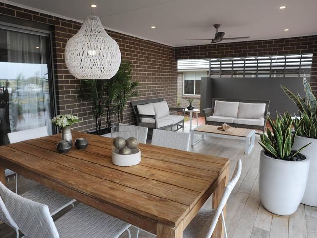 The outdoor room is fast becoming one of the best for Allworth home designs