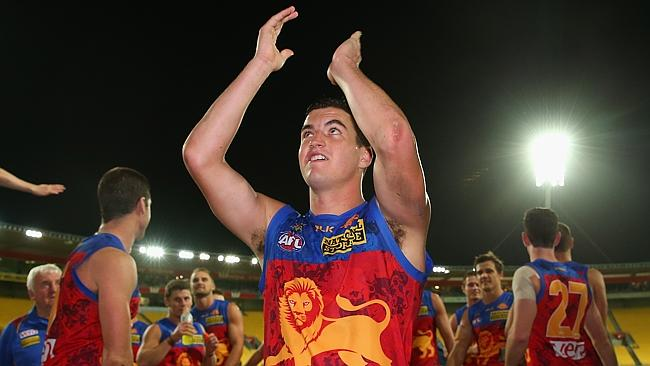 Rockliff was physically ill on the field numerous times and had blurred vision in the first half against Sydney.