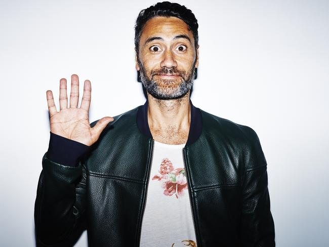 Addicted to laughter ... Waititi says comedy is more challenging.