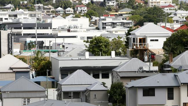 Fortitude Valley is the most in-demand suburb for houses to rent. Picture: Jono Searle. Source: News Limited