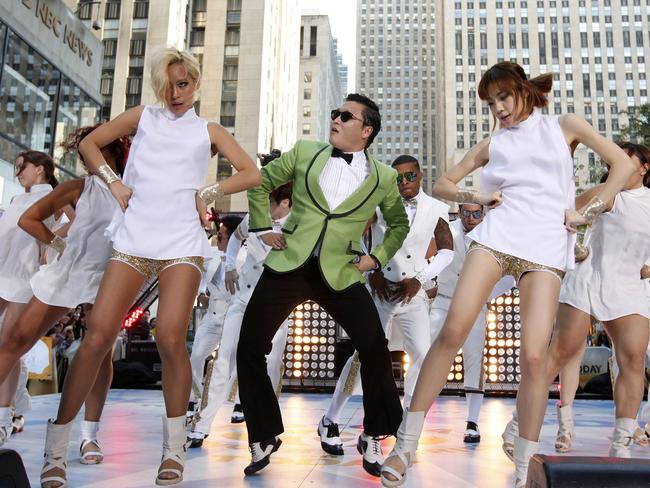 Psy's smash hit Gangnam Style cemented K-pop in the world's consciousness.