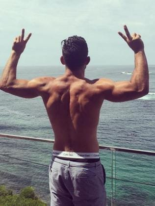 Braith Anasta. Picture: Instagram