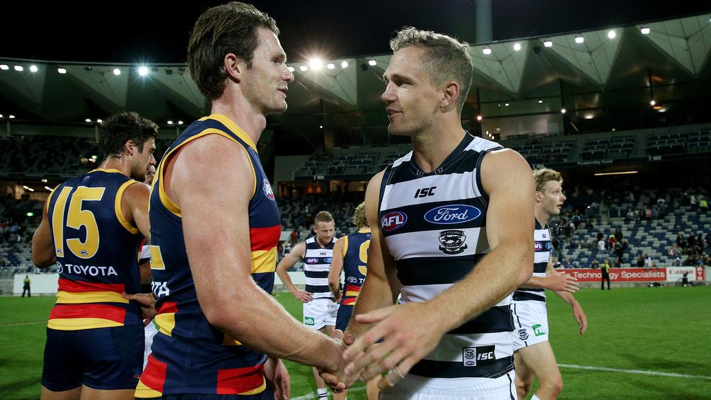 Image result for afl players shaking hands