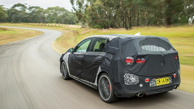 Hyundai i30 N prototype: Adjustable power delivery, suspension, steering, stability, exhaust ...