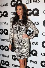 <p>The 2011 GQ Men of the Year Awards are held at The Sydney Opera House at Circular Quay. ( L to R ) Megan Gale Picture: Richard Dobson</p>