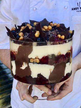 A Nana Trusses' Trifle. Picture: Supplied
