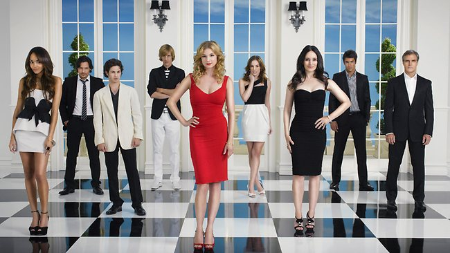 Follow all the latest action with the cast of Revenge: Channel Seven.