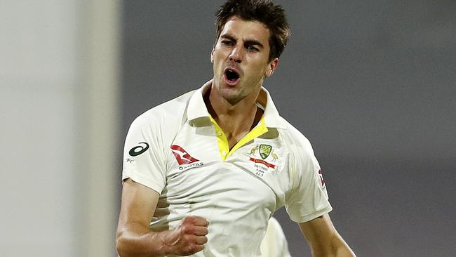 Pat Cummins would prove a handful on a bouncy WACA wicket.