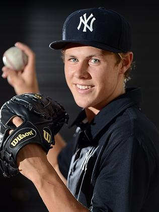 Brandon Stenhouse signed a six-figure contract with the world's biggest basecall club.