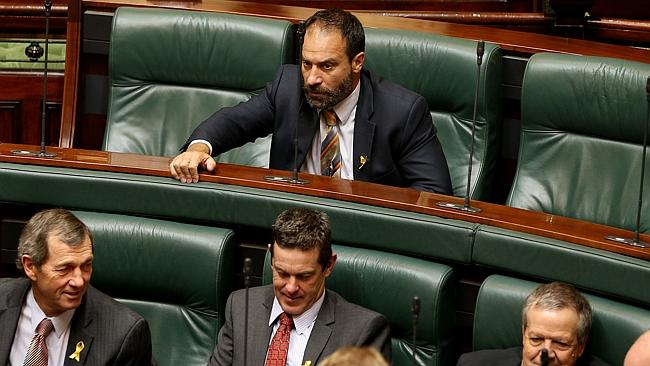 Shaw has resigned before the Liberal party could hold a meeting to decide his fate.