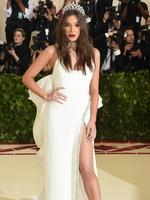 Hailee Steinfeld attends the Heavenly Bodies: Fashion and The Catholic Imagination Costume Institute Gala at The Metropolitan Museum of Art on May 7, 2018 in New York City. Picture: Getty Images