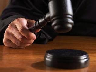 Generic image of a judge hitting a gavel.