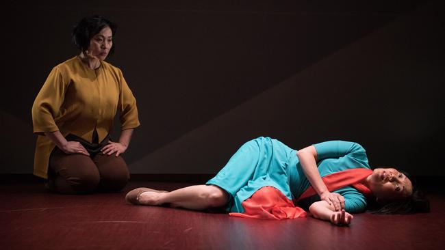 OzAsia Festival review: Recalling Mother by Checkpoint Theatre