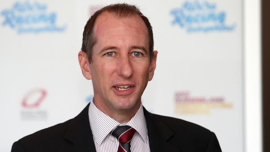 Image result for racing queensland chief executive