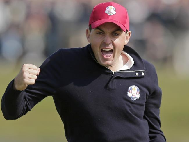 Keegan Bradley will be chasing revenge in the Ryder Cup.