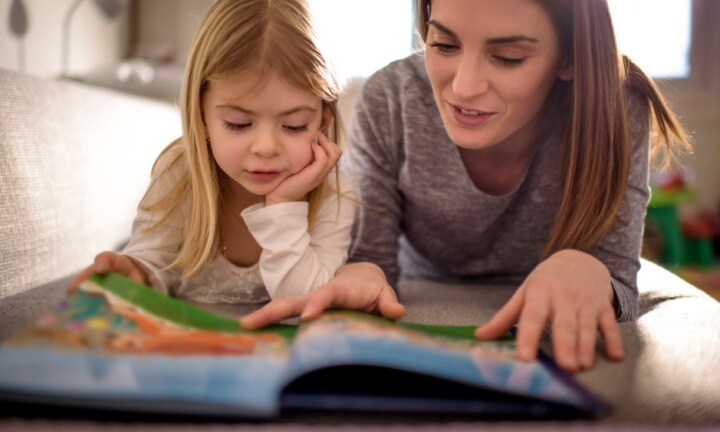 There's a reason your child wants to read the same book over and over again