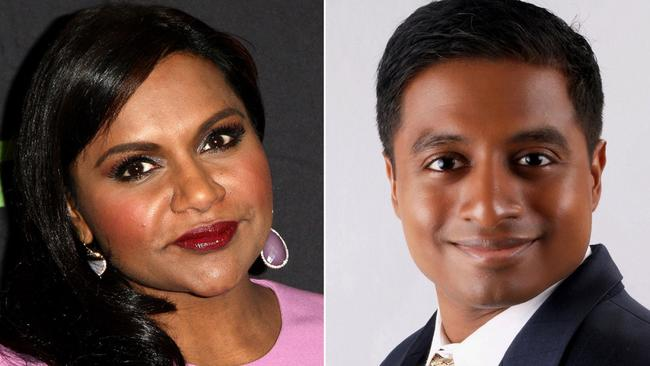 Mindy Kaling's brother trashes her over book drama