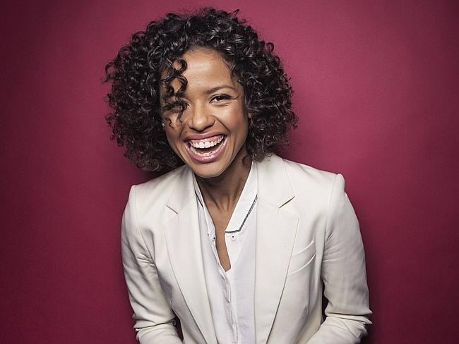 British actress Gugu Mbatha-Raw is another access achieving success with her unusual real