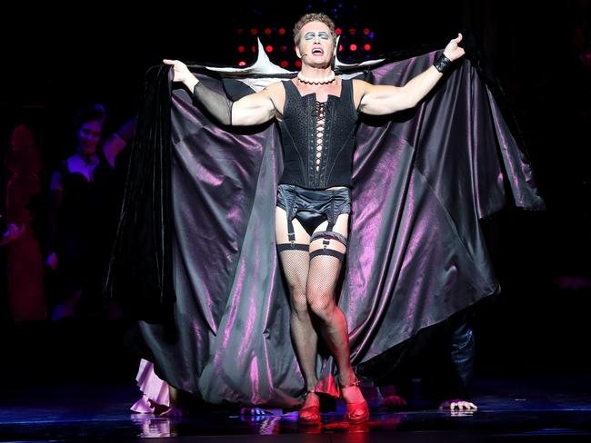 Craig McLachlan has stepped down from his current role in  <i>The Rocky Horror Show</i>. The claims made against him come from a 2014 production of the same show. Picture: Calum Robertson