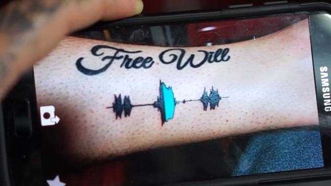 Then use the app to let your ears enjoy your new ink.